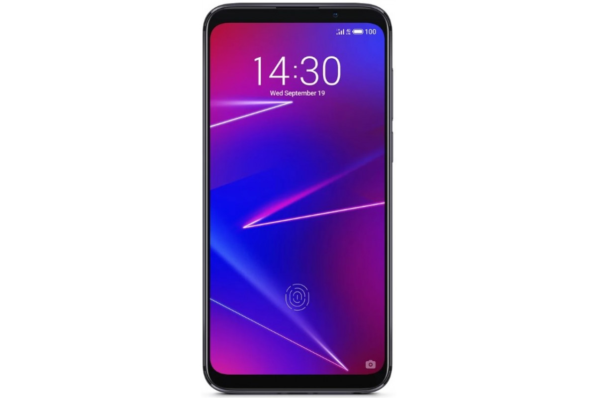 Смартфон Meizu 16 6/64GB Black (Черный) EU