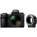Фотоаппарат Nikon Z6 Kit 24-70 f/4 S с адаптером FTZ