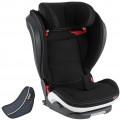 BeSafe iZi Flex Fix i-Size автокресло 2/3 черный Car Interior Premium 518050