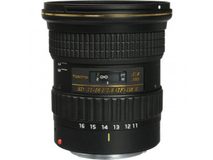 Tokina AT-X 11-16mm f/2.8 (AT-X 116) Pro DX II Canon EF-S (