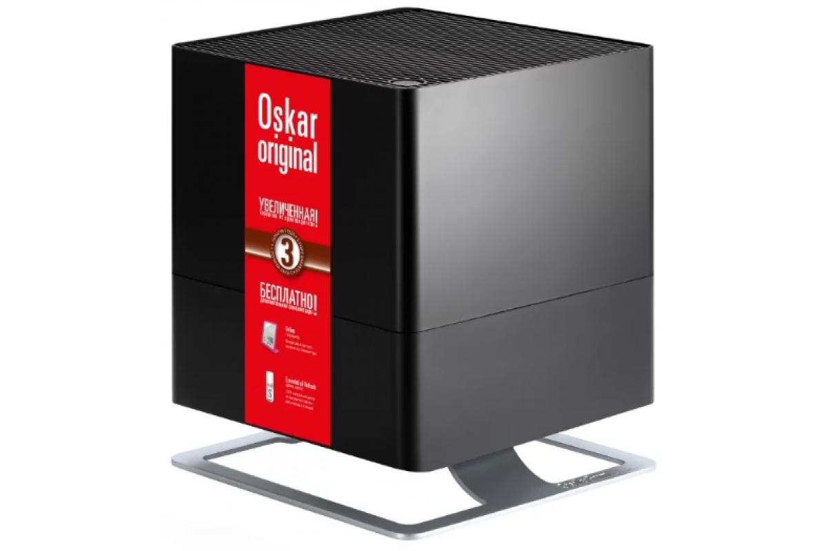 Увлажнитель воздуха Stadler Form O-021OR OSKAR черный