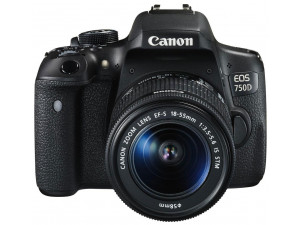Зеркальный фотоаппарат Canon EOS 750D kit 18-55 IS STM