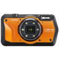 Ricoh WG-6 GPS оранжевый