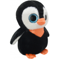 Мягкая игрушка Wild Planet Пингвин желтый, 25 см