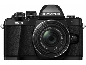 Фотоаппарат Olympus OM-D E-M10 II kit 14-42 II R, черный