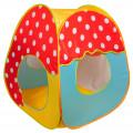 Ching-Ching CBH-33 детская игровая палатка с шариками гриб конус