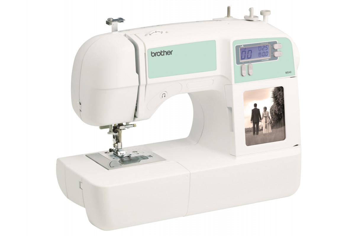 Швейная машина Brother MS-40  белый