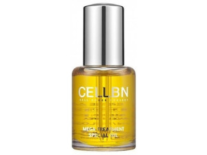 Высокоэффективное обогащенное масло для кожи и волос Cellbn Mega Treatment Special oil 30 мл.