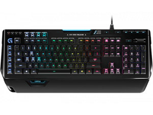 Клавиатура Logitech G910 Orion Spectrum RGB Black, 920-008019