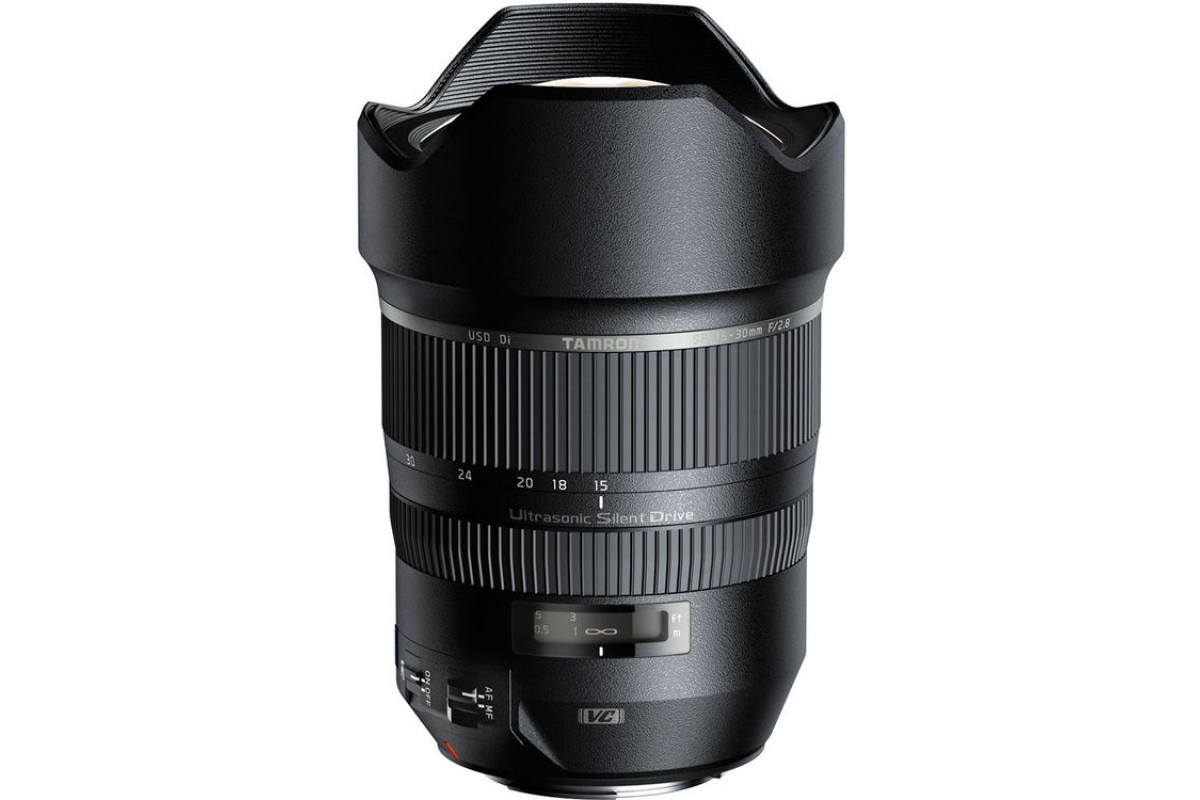 Tamron SP 15-30mm F/2.8 Di VC USD Canon EF