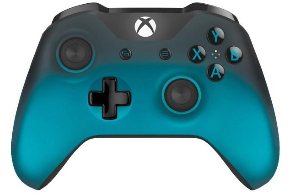 Геймпад Microsoft Xbox One, Ocean Shadow