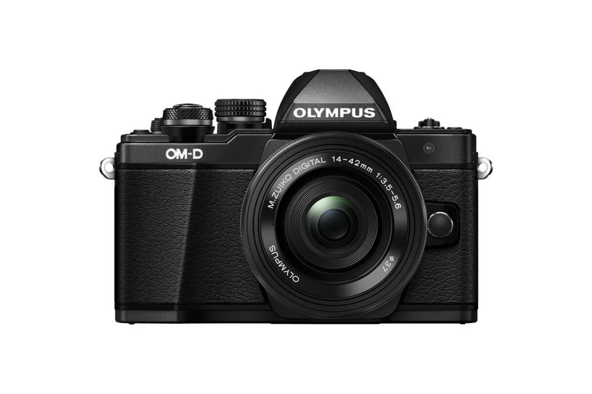Фотоаппарат Olympus OM-D E-M10 II kit 14-42EZmm f/3.5-5.6, черный