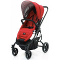 Valco baby Snap 4 Ultra - прогулочная коляска Fire red