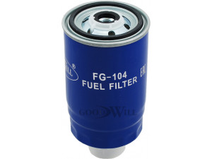 Фильтр топливный GoodWill FG104 для CITROEN,FIAT, KIA, PEUGEOT