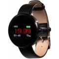 Умные часы Prolike для женщин с измерением давления PLSW5000BK, черные