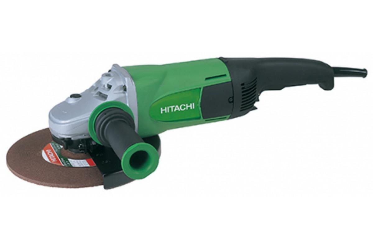 Углошлифовальная машина (болгарка) Hitachi G23UC-NS  230мм 2500Вт