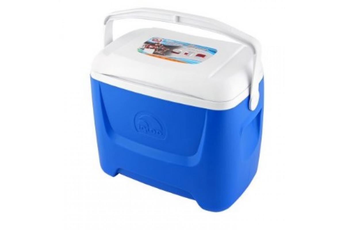 Изотермический контейнер (термобокс) Igloo Island Breeze 28, 26L, синий