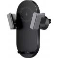 Автомобильный держатель с беспроводной зарядкой Xiaomi ZMI Wireless Charging Car Bracket (WCJ10) черный