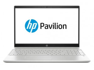 "Ноутбук HP Pavilion 15-cs0030ur <4JU86EA> i5-8250U (1.6)/8Gb/1TB/15.6""FHD IPS/NV GeForce MX150 2GB/No ODD/Cam HD/Win10 (серебряный)"