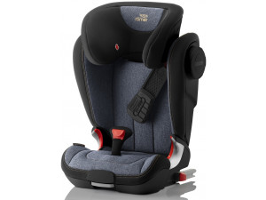 Детское автокресло Britax Roemer Kidfix II XP SICT Black Series Blue Marble Highline синий
