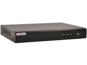 Видеорегистратор Hikvision HiWatch DS-N304(B)
