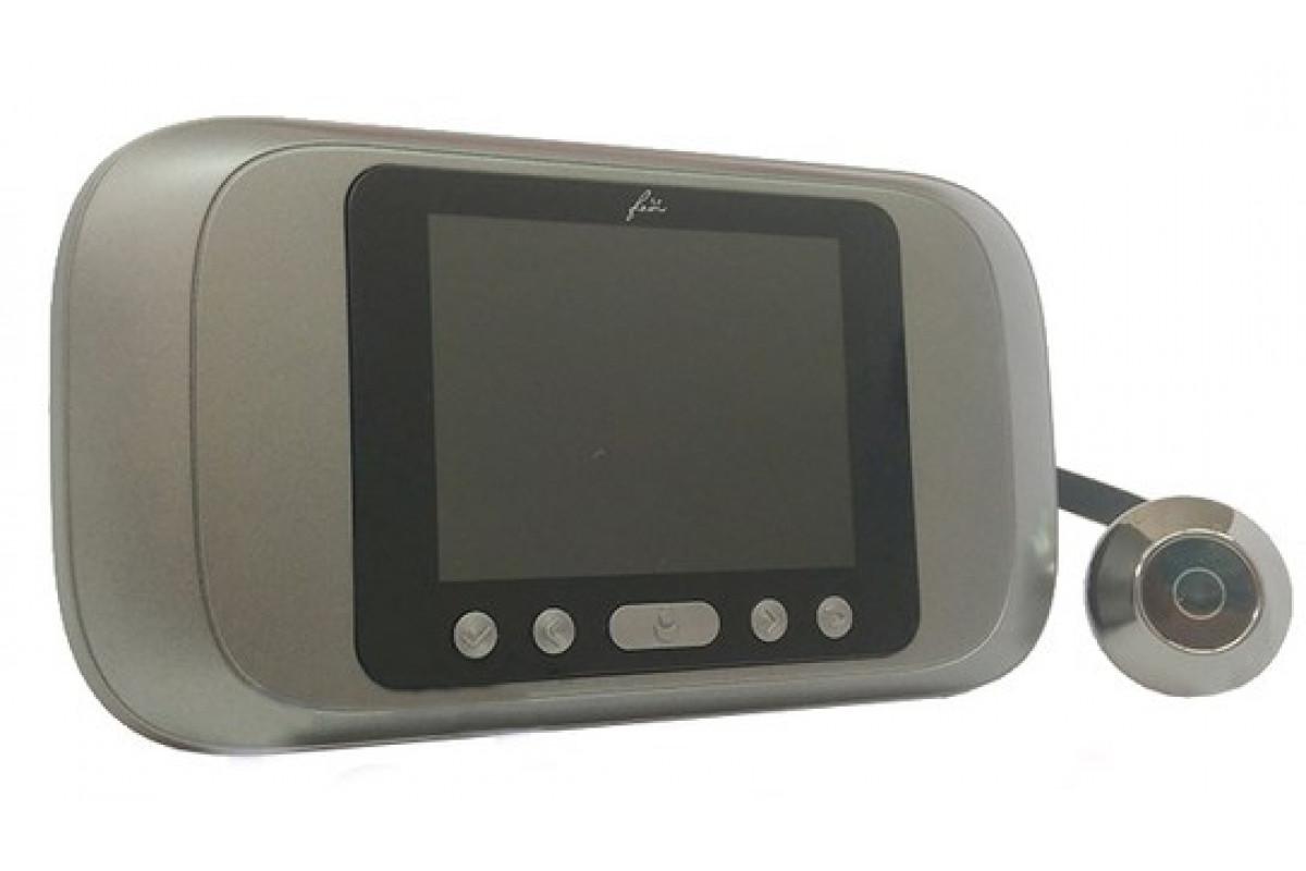 Видеопанель Fox FX-PV3 цветной сигнал CMOS цвет панели: серебристый