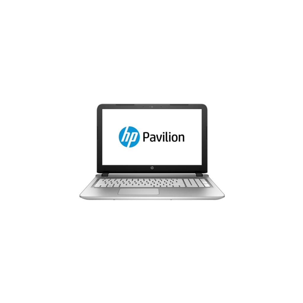 "Ноутбук 15.6"" HP Pavilion 15-ab012ur (Core i3-5010U 8Gb 1Tb DVD-RW AMD M360 2Gb W8.1) White"