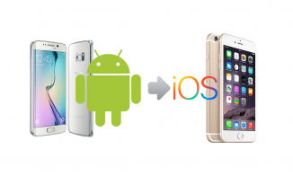 Как перейти с Android на iPhone