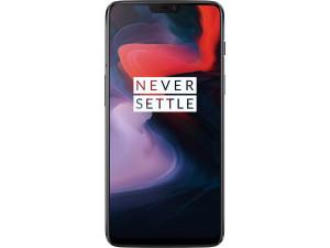 Смартфон OnePlus 6 8/128Gb Зеркальный черный