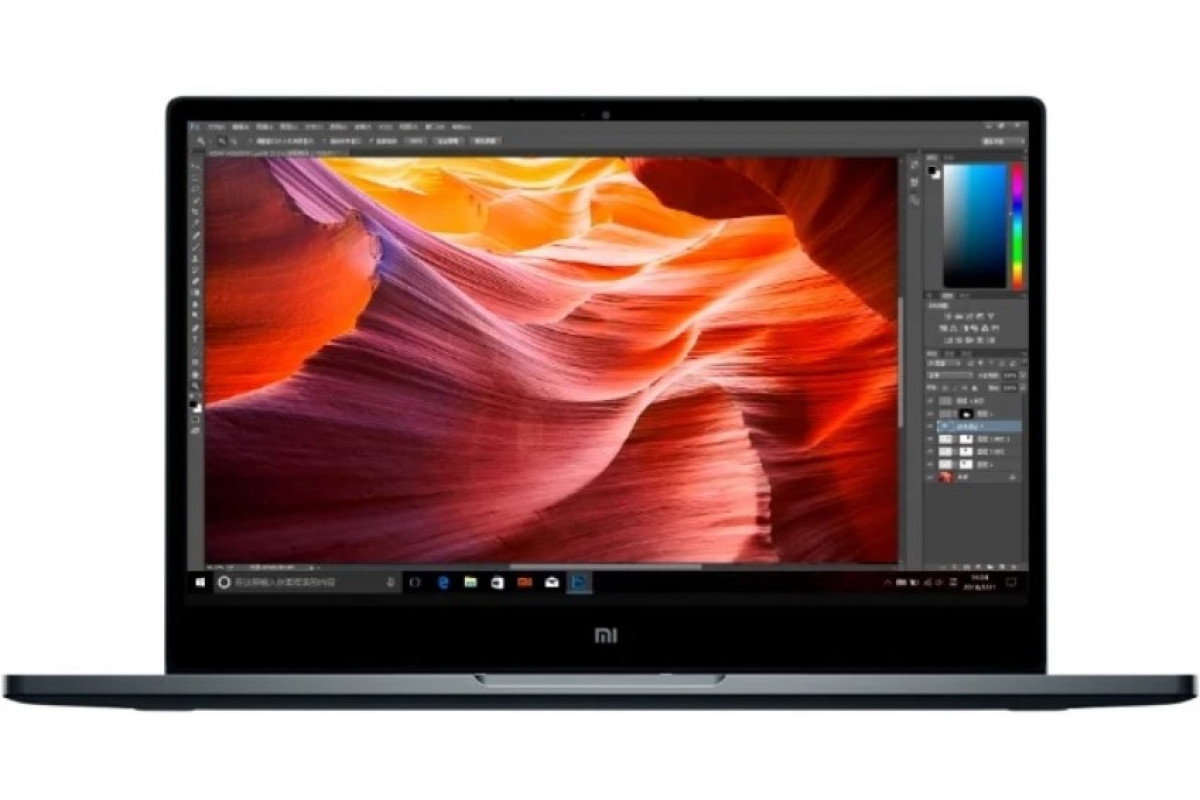 "Ноутбук Xiaomi Mi Notebook Air 13.3"" 2018 (Intel Core i5 8250U 1600 MHz/1920x1080/8Gb/256Gb SSD/NVIDIA GeForce MX150/Win10 HomeRUS) серый"