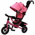 Sweet Baby Mega Lexus Trike - трехколесный велосипед Pink (8/10, Air)