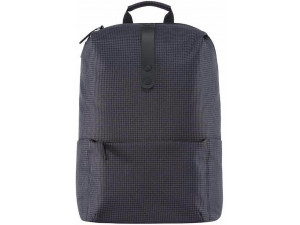 "Рюкзак Xiaomi College Style Backpack Polyester Leisure Bag для ноутбуков до 15"" черный"
