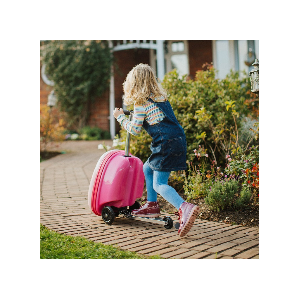 Zinc Самокат-чемодан Фламинго ZC05824