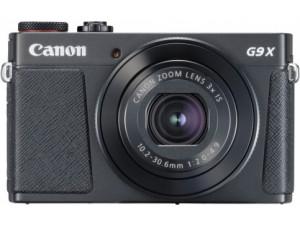 Цифровой фотоаппарат Canon PowerShot G9 X Mark II черный
