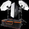 Комплект импульсного света Godox SK300II-D