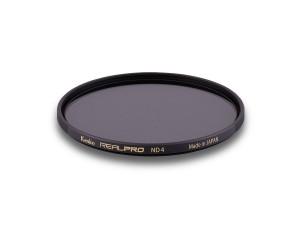 Нейтрально серый фильтр Kenko Realpro ND4 58mm