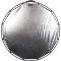 Отражатель Lastolite LL LR3300 Halo серебр./белый 82см 2 ступени HaloCompact Refl 82cm Slv/Wht