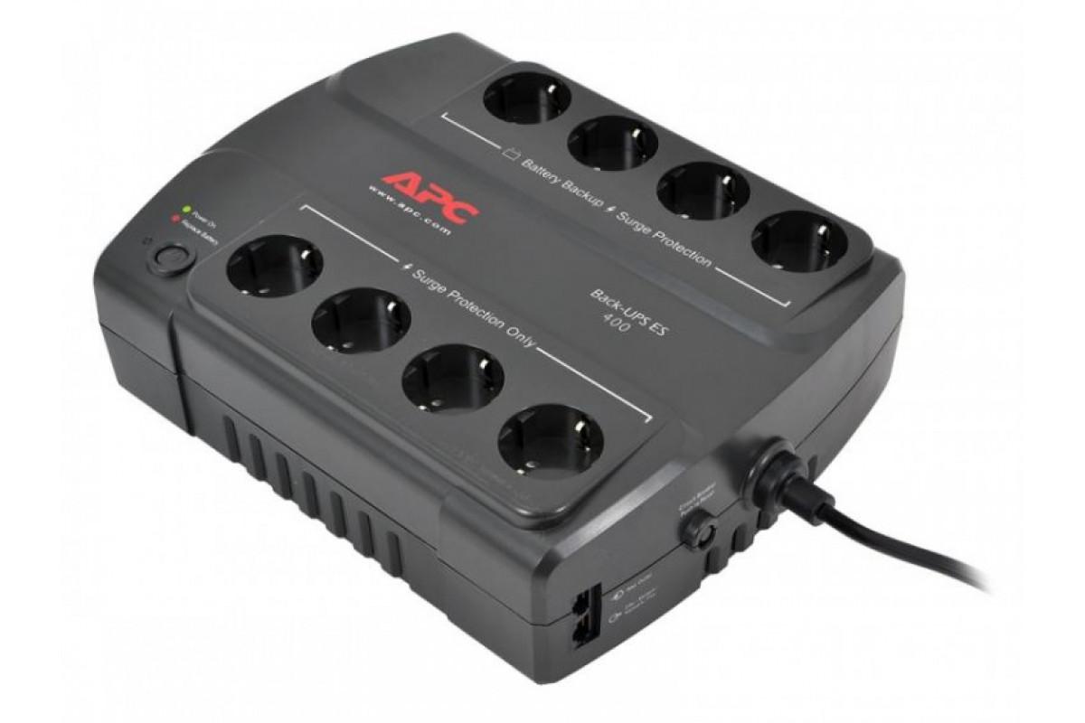 ИБП APC Back-UPS ES 400VA