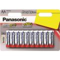 Батарейки Panasonic LR6REE/10B4F AA щелочные Everyday Power promo pack в блистере 10шт