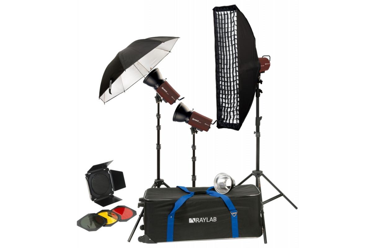 Комплект импульсного света Raylab Sprint II Rtd-500 Bonus Creative Kit