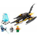 Lego DC Super Heroes Artic Batman and Mr.Freeze: Aquaman on Ice (Бетмен против мистера Фриза: Аквамен на льду) 76000