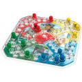 игровой набор Spin Master 3-в-1 - игра с кубиком и фишками и пазл и игровые карты Щенячий Патруль