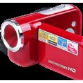 Видеокамера 16X Zoom, красный