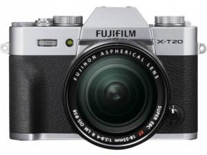 Фотоаппарат Fujifilm X-T20 Kit18-55mm F2.8-4.0 R LM OIS серебро уценка 4088