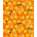 Полотенце вафельное Солнечный дом Апельсины 40х70
