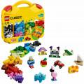 Конструктор LEGO Classic Чемоданчик для творчества и конструирования