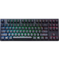 Клавиатура Cooler Master проводная MasterKeys Pro S RGB Cherry MX Red, SGK-6030-KKCR1-RU