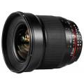 Samyang 16mm f/2.0 ED AS UMC CS Canon EF-M