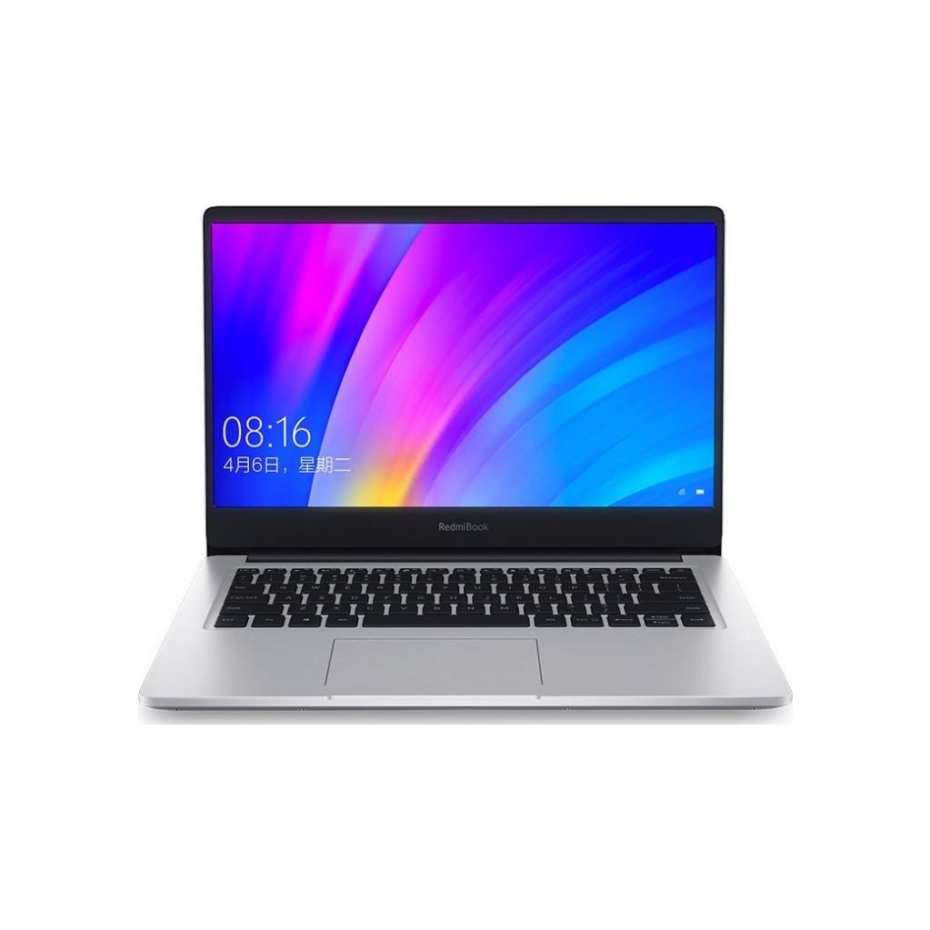 "Ноутбук Xiaomi RedmiBook 14"" Enhanced Edition (Intel Core i5 10210U 1600 MHz/1920x1080/8Gb/512Gb SSD/NVIDIA GeForce MX250/Win10 HomeRUS) серебряный"