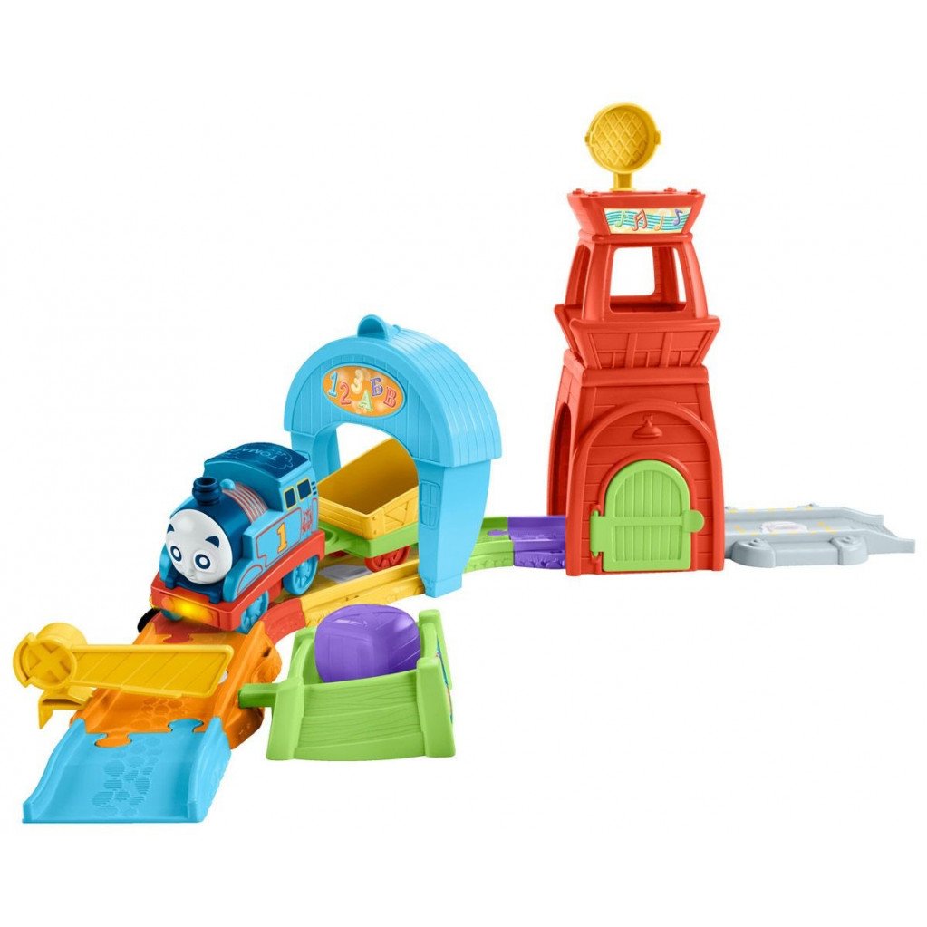 Thomas&Friends Спасательная Башня Мой Первый Томас - игровой набор